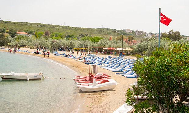 Akkum Plajı Giriş Ücreti