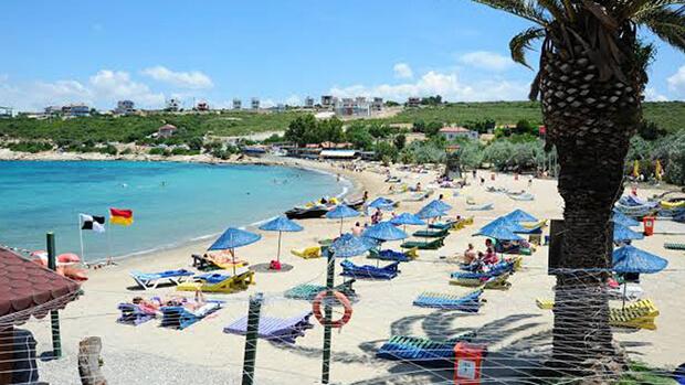Akkum Plajı Özellikleri