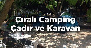 Çıralı Camping - Çadır ve Karavan Kampı - Antalya