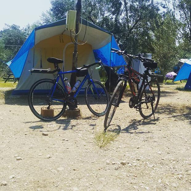 Deniz Camp Aktiviteleri