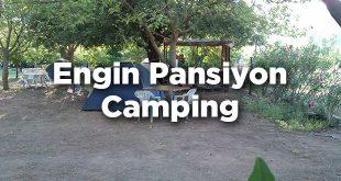 Engin Pansiyon Camping - Antalya Çıralı