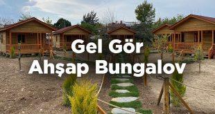 Gel Gör Ahşap Bungalov - Muğla Datça