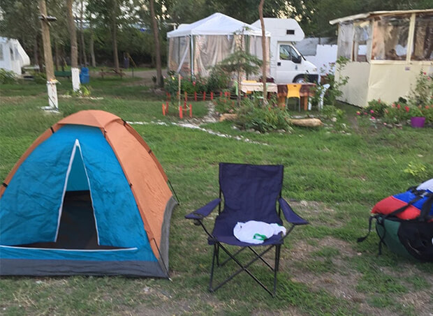 İkizler Camping Aktiviteleri