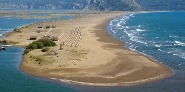 İztuzu Plajı Giriş Ücreti