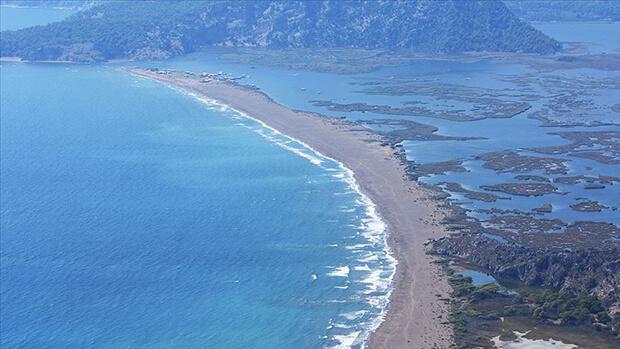 İztuzu Plajı Özellikleri