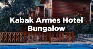 Kabak Armes Hotel Bungalow - Muğla