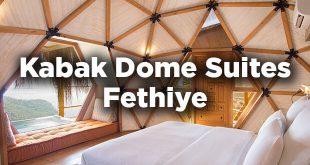 Kabak Dome Suites - Fethiye Kabak Koyu