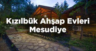 Kızılbük Ahşap Evleri Datça - Muğla