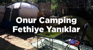 Onur Camping Fethiye- Muğla