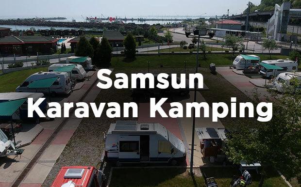 Samsun Karavan Kamping