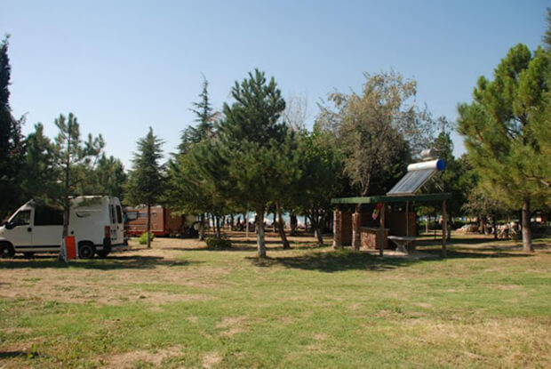 Saros Caravan Camping Fiyatları