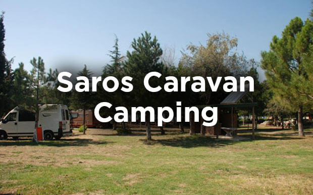 Saros Caravan Camping - Gelibolu Çanakkale