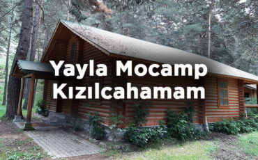 Yayla Mocamp Kızılcahamam - Ankara
