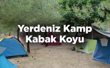 Yerdeniz Kamp - Fethiye Kabak Koyu