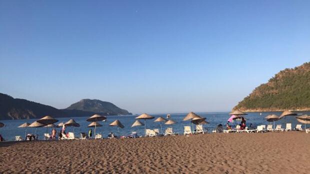 Adrasan Plajı Giriş Ücreti