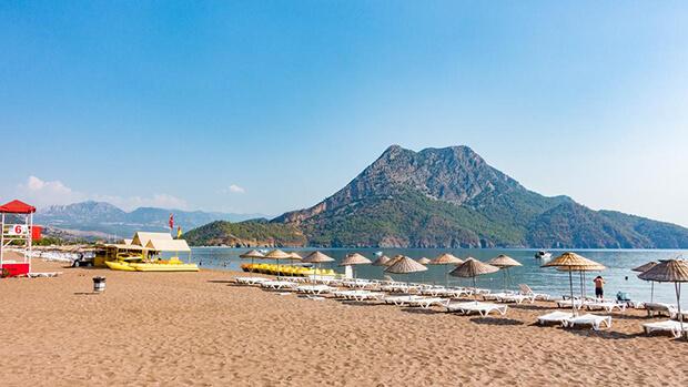 Adrasan Plajı Özellikleri