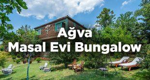 Ağva Masal Evi Bungalow - İstanbul Şile