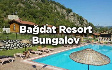 Bağdat Resort Bungalov - Yalova Altınova