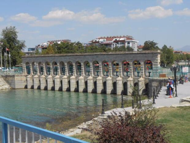 Beyşehir Gölü Milli Parkı İletişim Ve Konum Bilgisi