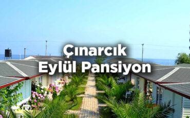 Çınarcık Eylül Pansiyon - Yalova