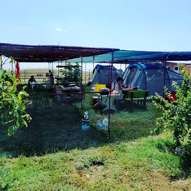 Denizatı Kamp Aktiviteleri