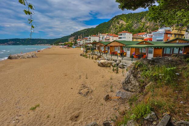 İnkumu Plajı İletişim Ve Konum Bilgisi