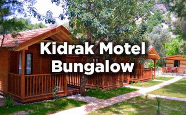 Kidrak Motel Bungalow - Faralya
