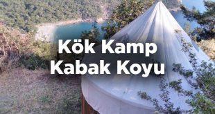 Kök Kamp - Muğla Kabak Koyu