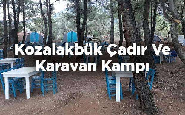 Kozalakbük Çadır Ve Karavan Kampı - Muğla