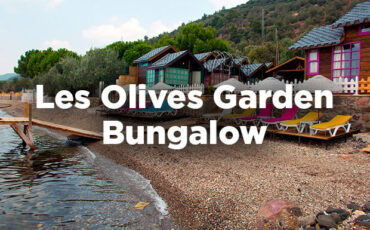 Les Olives Garden Bungalow - Çanakkale Ayvacık