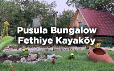 Pusula Bungalow - Fethiye Kayaköy
