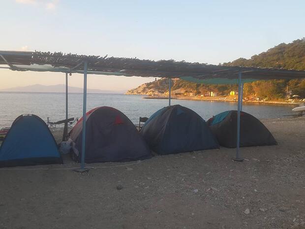 Sazlıca Plajı Konaklama İmkanları