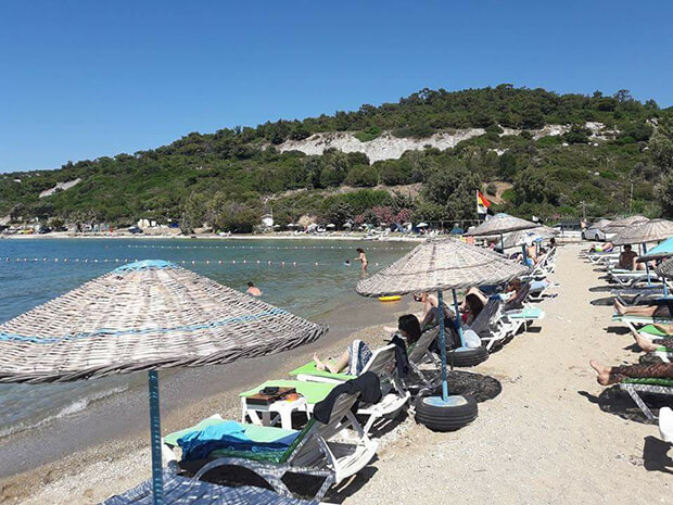 Sazlıca Plajı Özellikleri