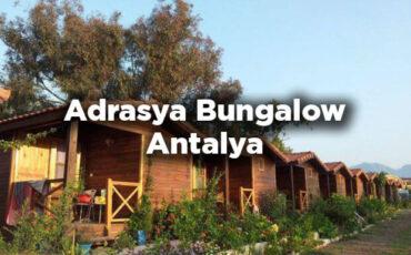 Adrasya Bungalow - Antalya