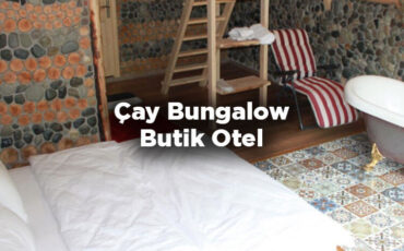 Çay Bungalow Butik Otel - Rize