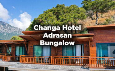 Changa Hotel Adrasan - Kumluca