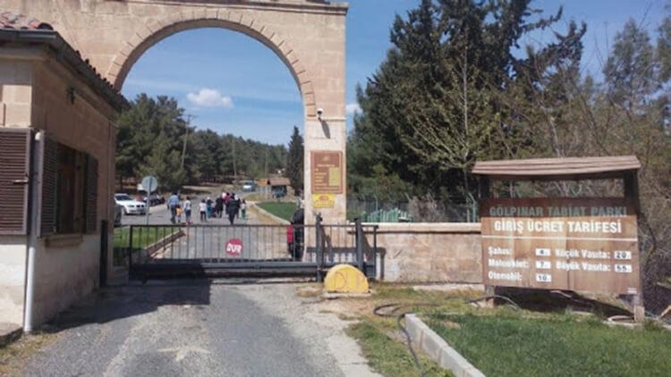 Gölpınar Tabiat Parkı Giriş Ücreti