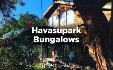 Havasupark Bungalows - Antalya Kumluca