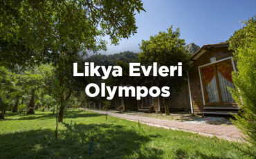 Likya Evleri Olympos - Antalya Kumluca