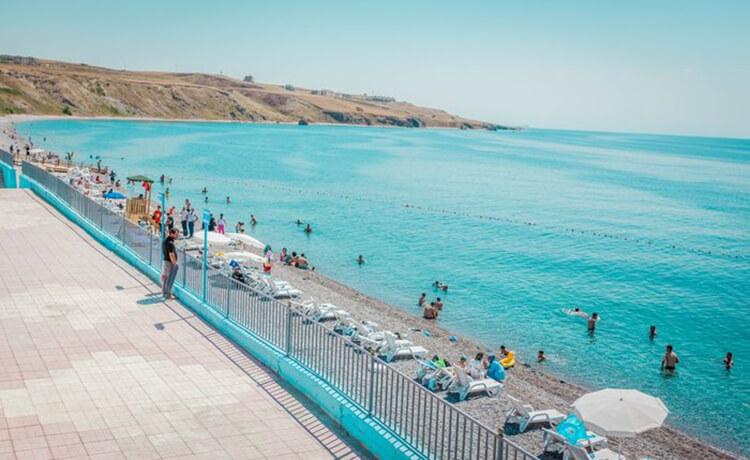 Mollakasım Plajı Sosyal İmkanları