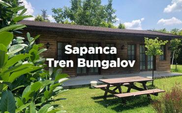 Sapanca Tren Bungalov - Sakarya