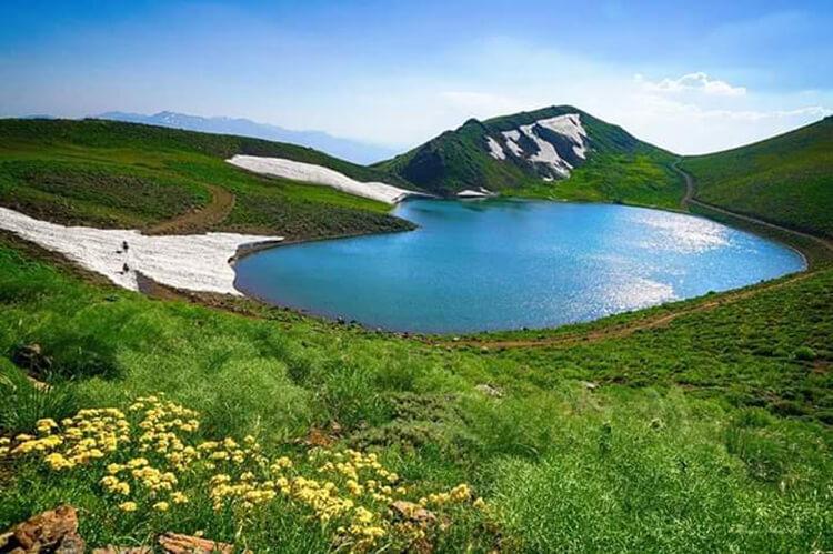 Balpınar Kız Gölü Kamp Alanı