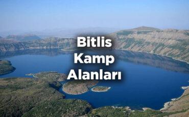 Bitlis Kamp Alanları