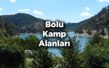 Bolu Kamp Alanları