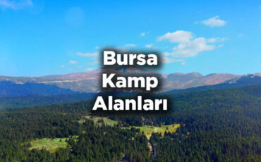 Bursa Kamp Alanları