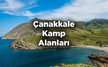 Çanakkale Kamp Alanları