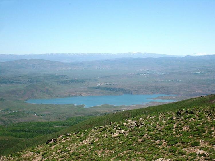 Cayit Barajı Kamp Alanı