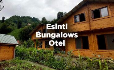 Dikkaya Esinti Bungalows Otel - Çamlıhemşin