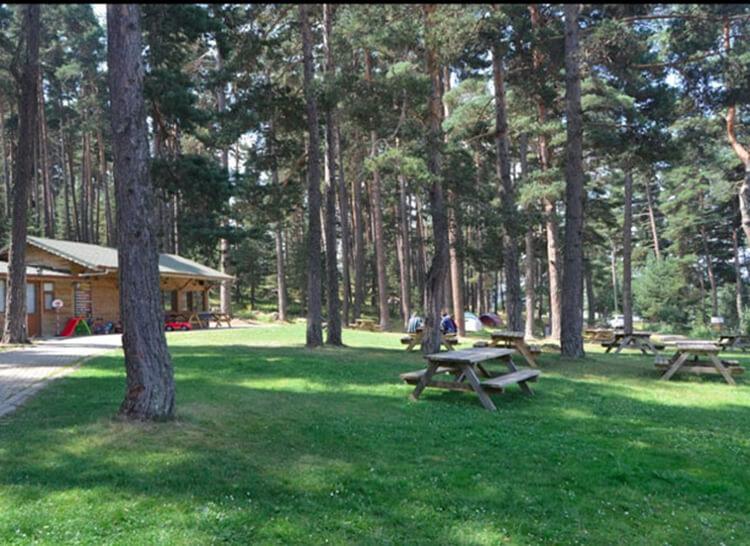 Göksu Tabiat Parkı Kamp Alanı