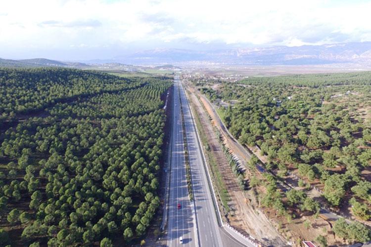 Kahramanmaraş'ta Orman Yasağı